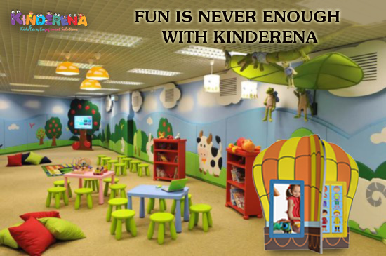 Fun is Never Enough with Kinderena