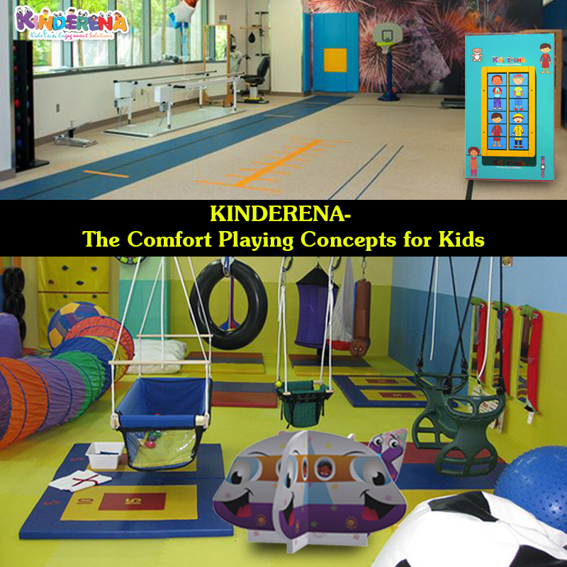 KINDERENA- The Comfort Playing Concepts for Kids