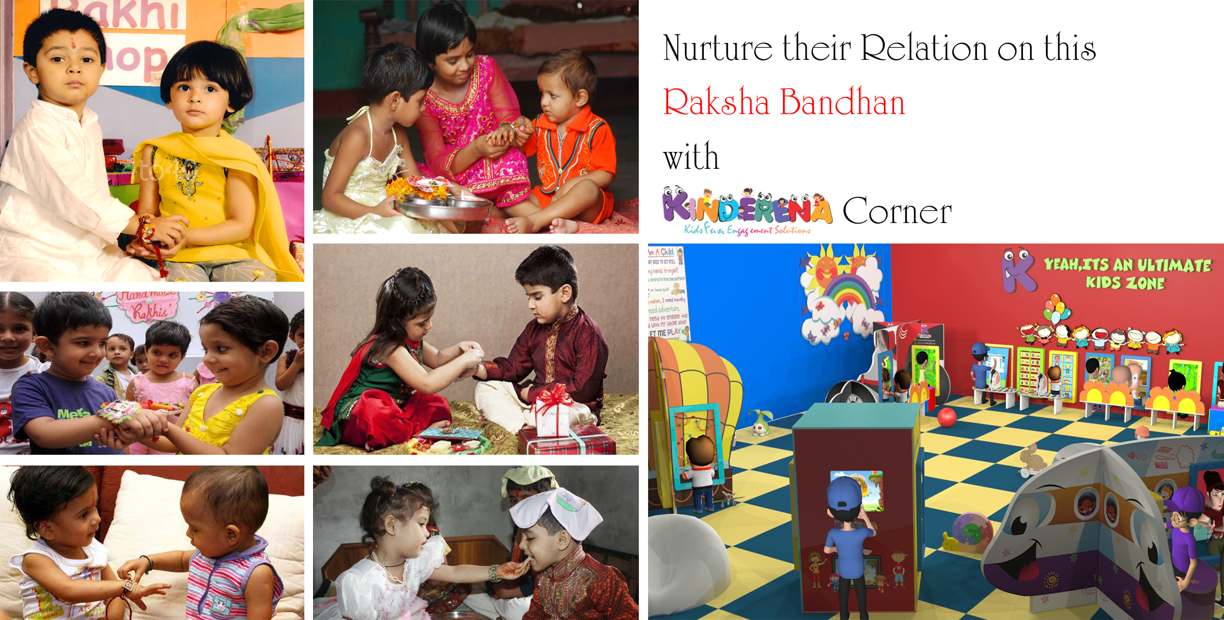 Nurture their Relation on this Raksha Bandhan