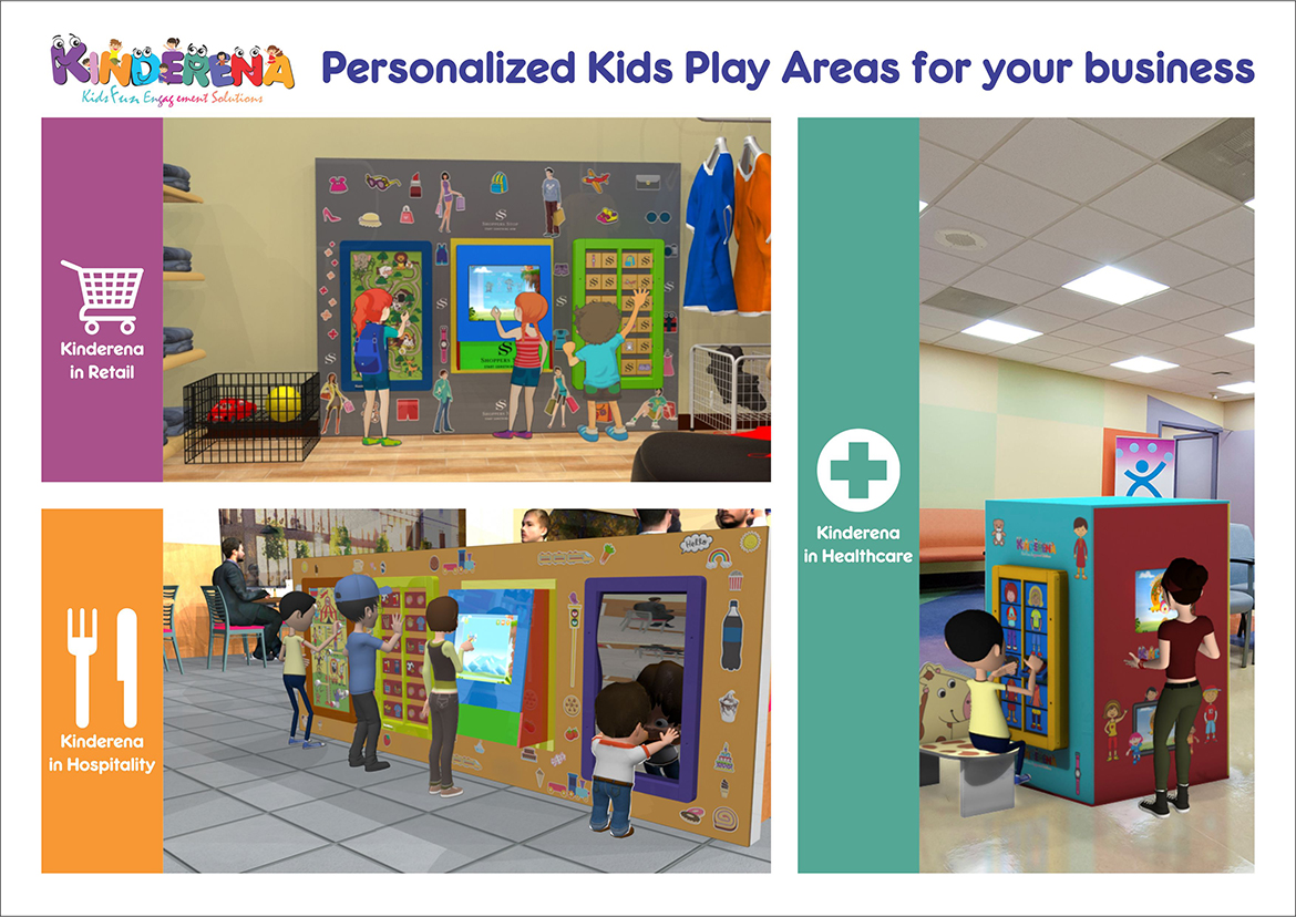 Personalized Kids Play Areas for your business