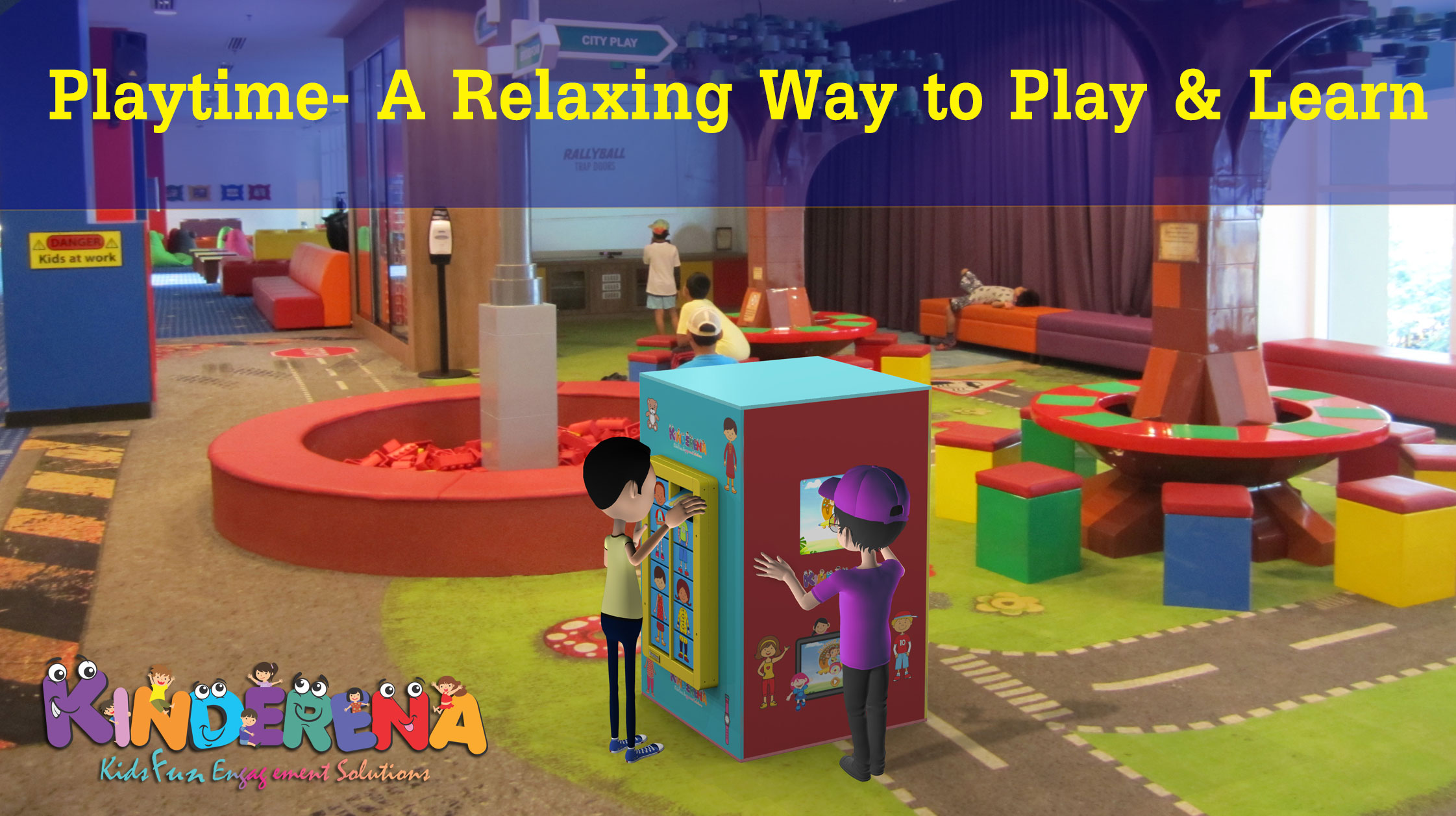 Playtime- A Relaxing Way to Play & Learn
